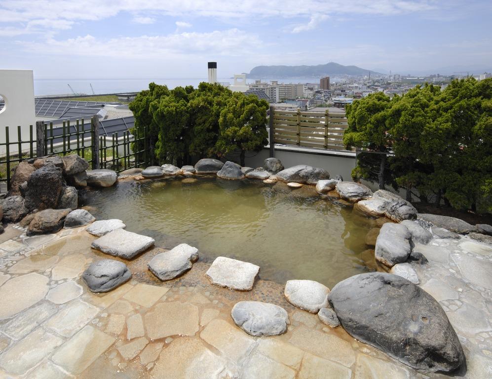 天気が良い日は函館山を眺めながらゆったりと...