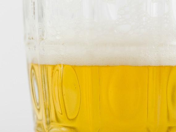 かんぱ〜い!温泉の後のビールは最高!