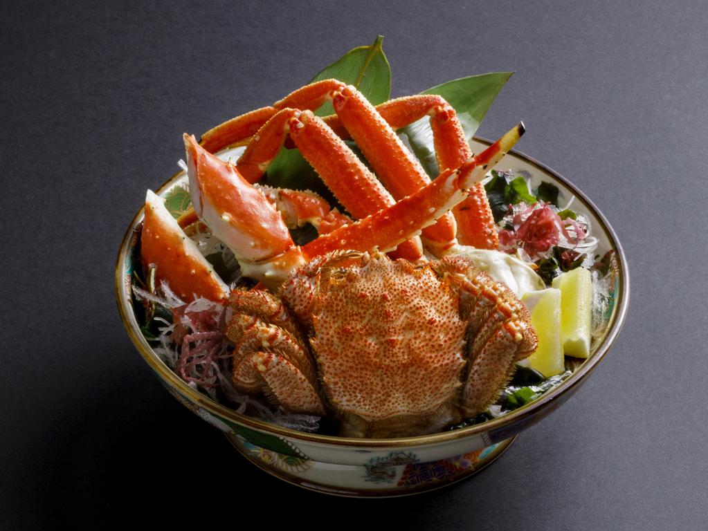 【北海道といえばコレ!】三大蟹盛合わせ ※イメージです