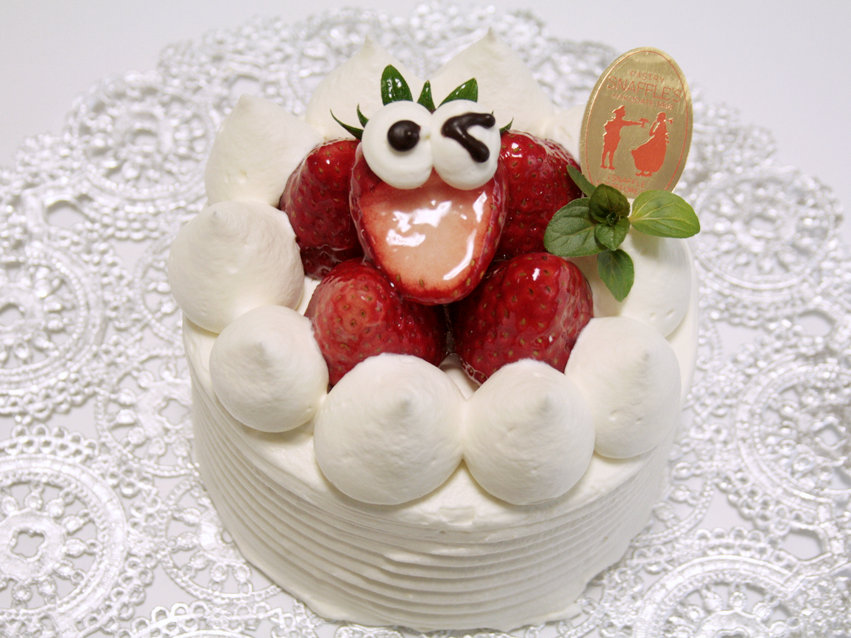 【記念日特典】ケーキ