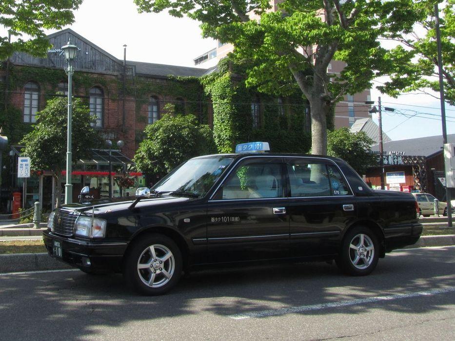 【函館タクシー株式会社】当館のお迎えやお送りの際は、函館タクシー様に運行を委託しております。