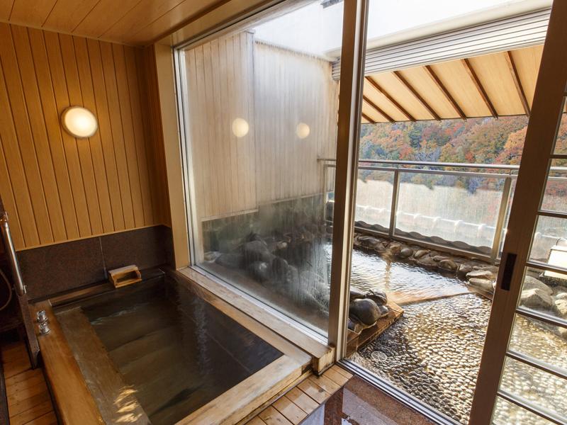 【特別室】客室風呂
