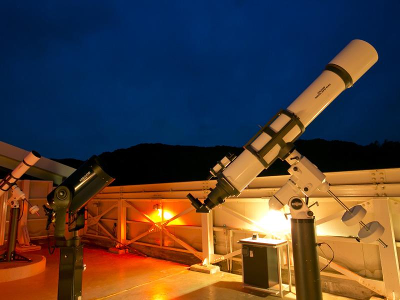 緑の風きたゆざわ「天文台」