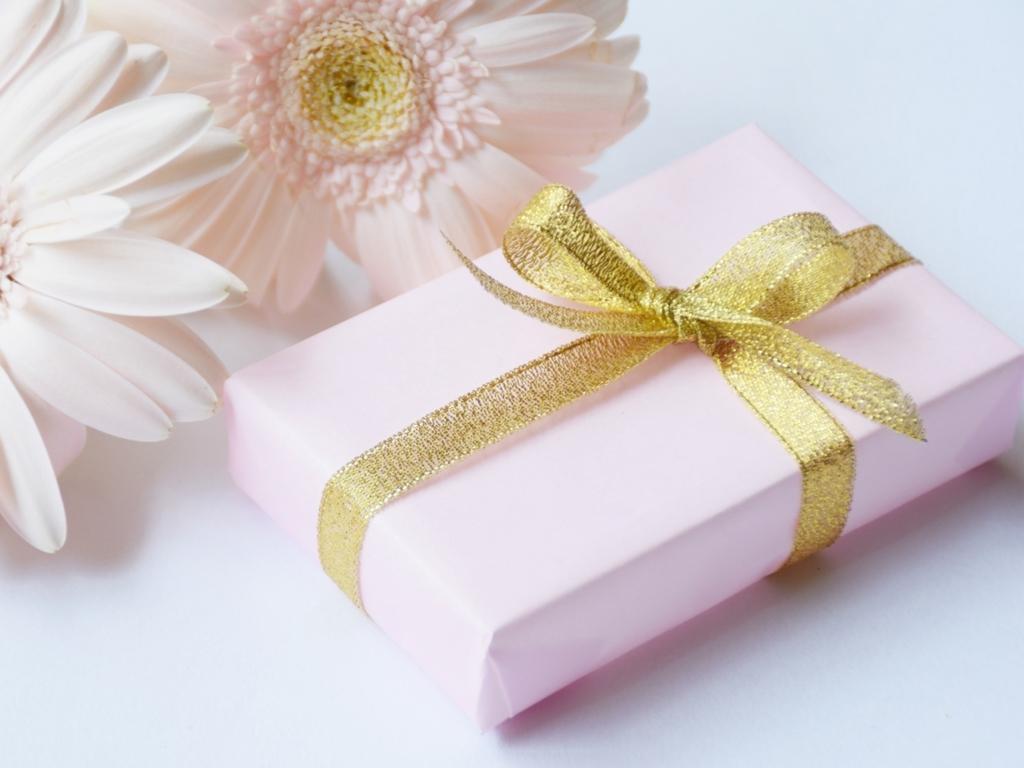 ささやかなプレゼント♪