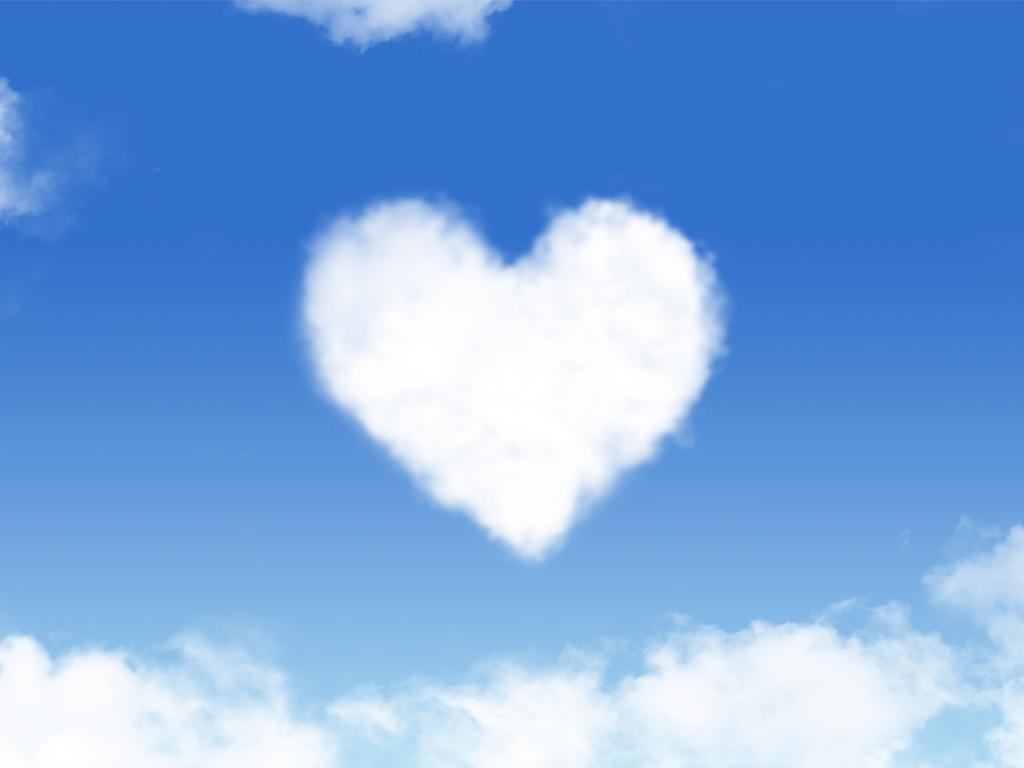 【晴れ渡る青空】※イメージ