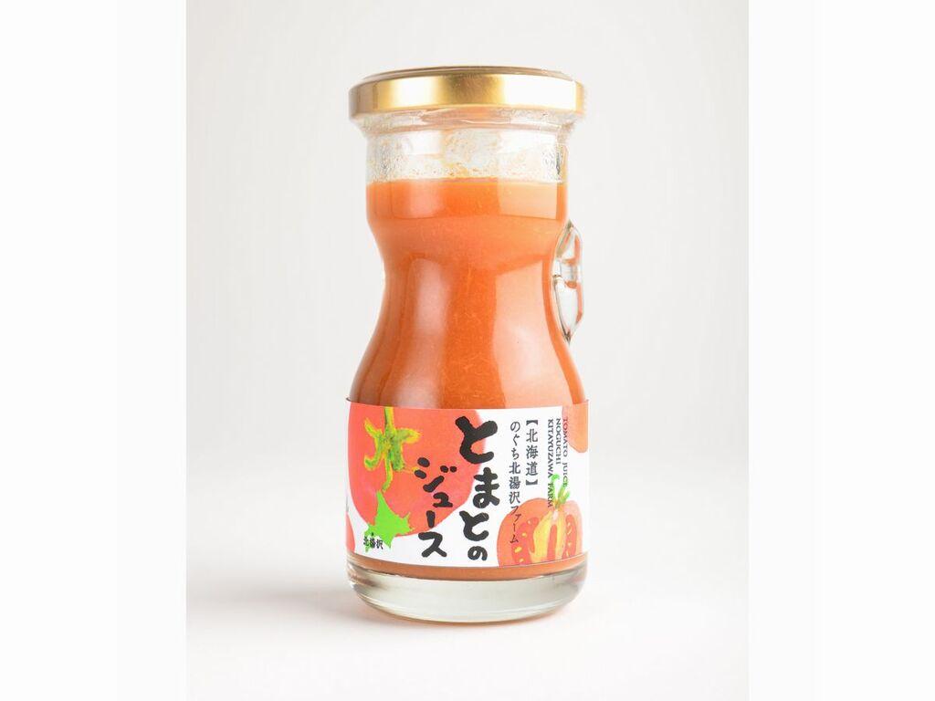 【とまとジュース】トマトの美味しさがぎゅっと詰まった一品