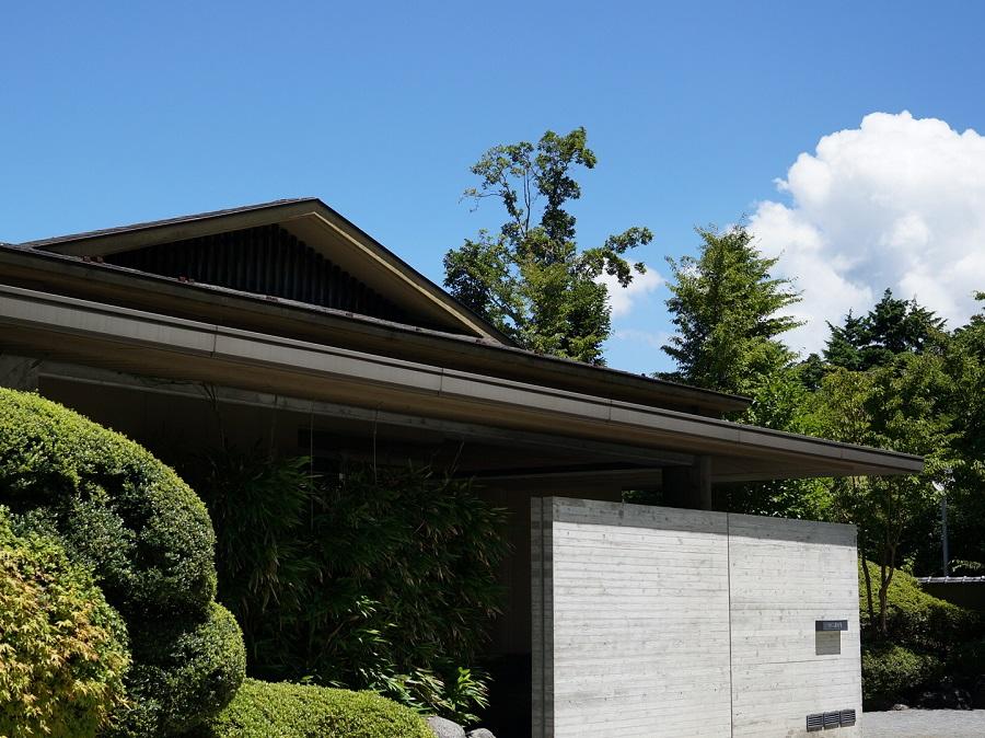 5月の箱根は、新緑も映える季節です。
