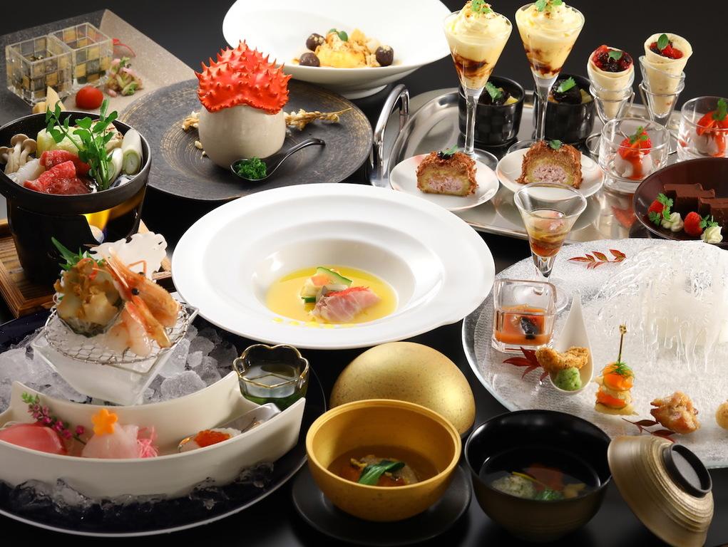 【ご夕食】寒い冬に心から温まっていただけるお料理でお迎え致します。