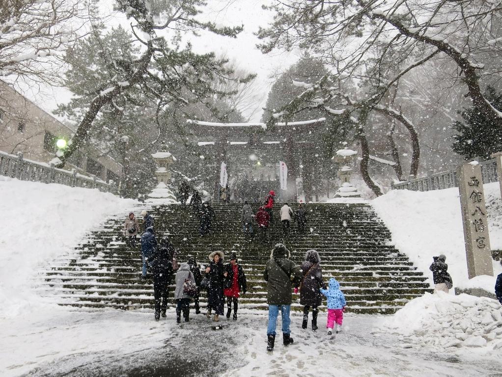 亀田八幡宮(箱館戦争終結の地)※画像はイメージです。