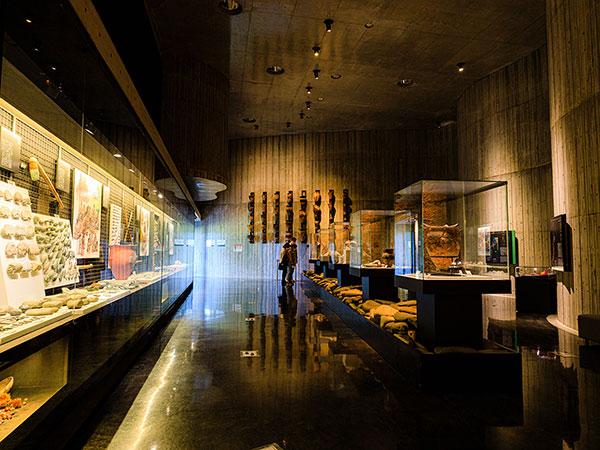 【縄文文化交流センター】函館市南茅部エリアにある縄文文化関連施設。
