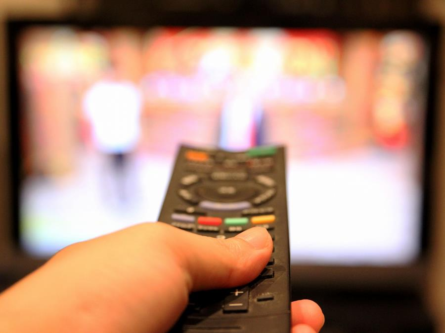 テレビ見放題