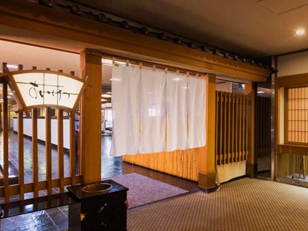 室蘭プリンスホテル「和食すいげつ」