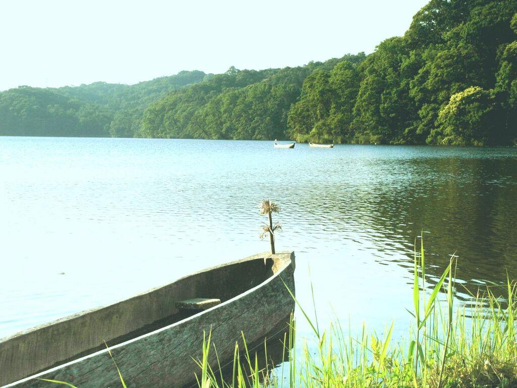 【ポロト湖】ウポポイまでは車で約1時間です。※画像はイメージです