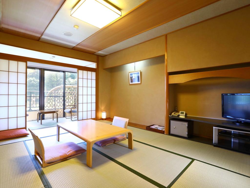 純和室10畳の客室