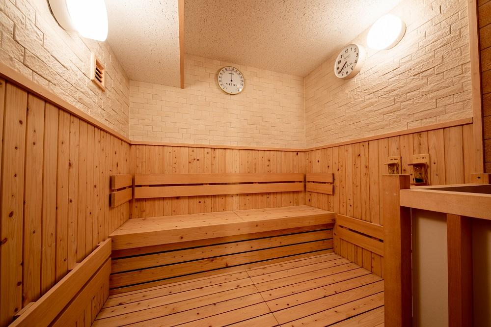 1階 サウナ付き大浴場