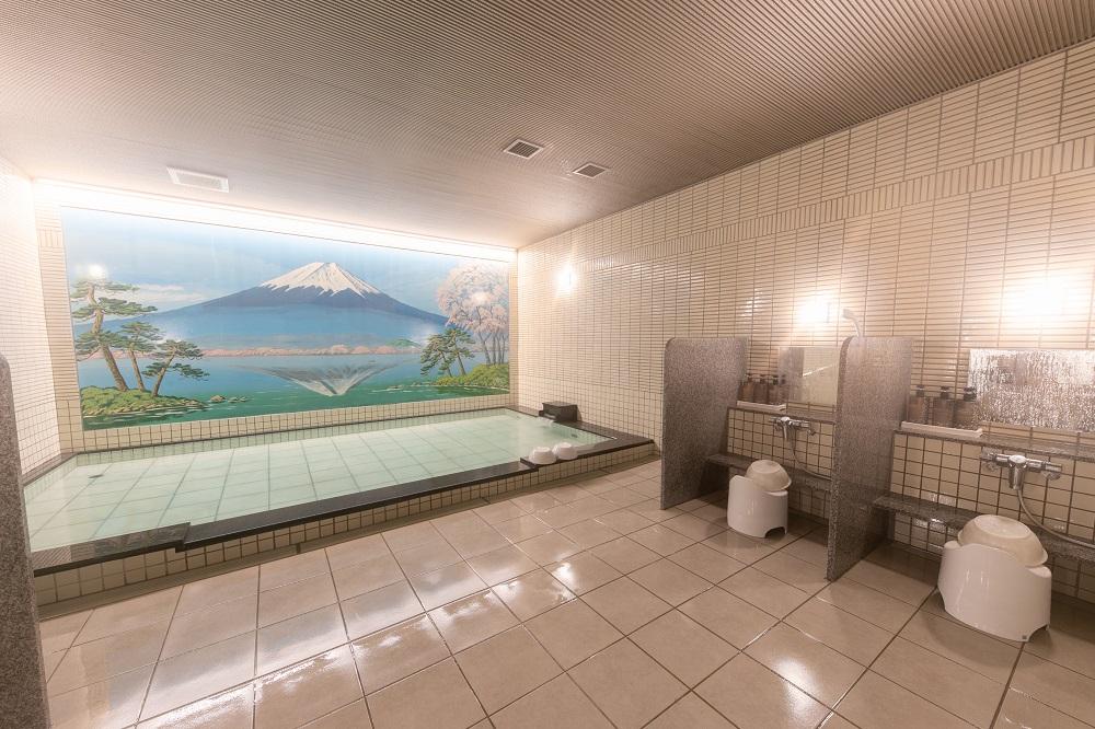 1階 大浴場