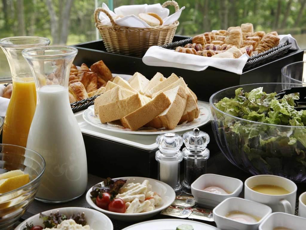 ご朝食風景