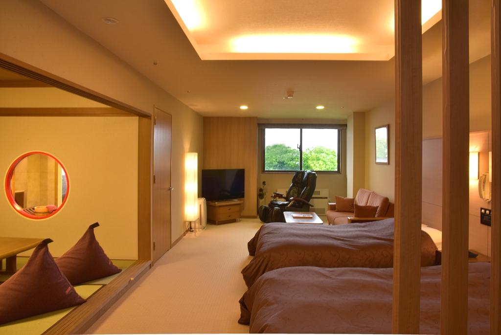 個室温泉付特別室