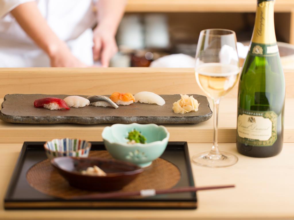ワインに合うお寿司「かた田」イメージ