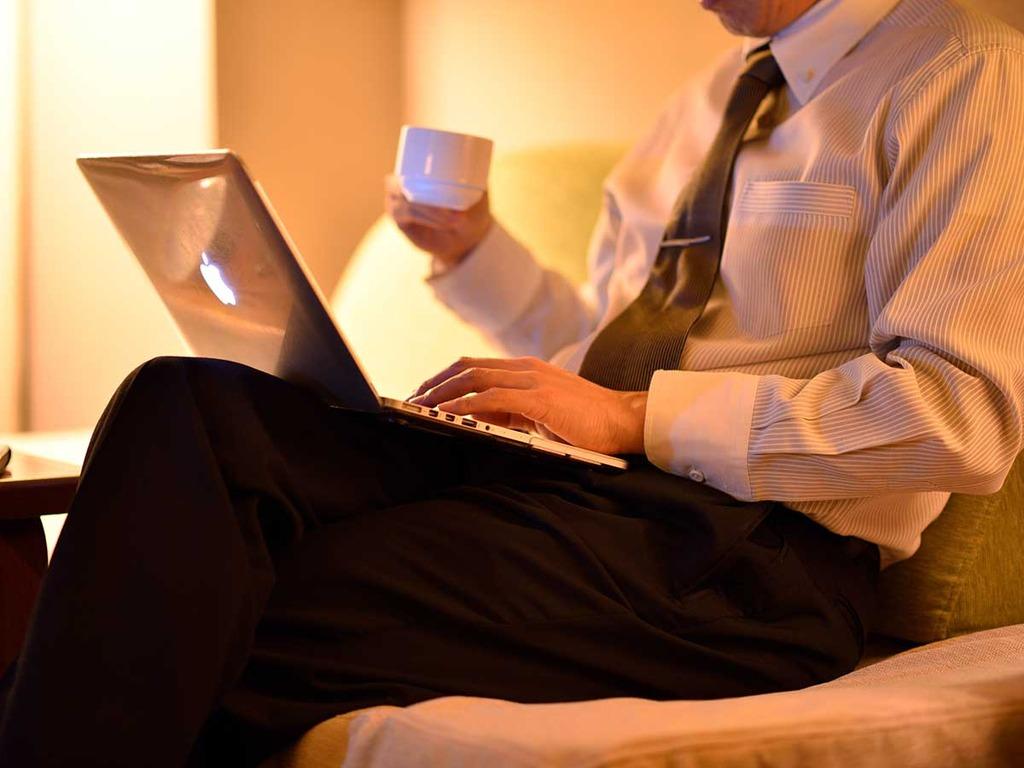 【全室Wi-Fi完備】スマホやPCもストレスなく操作できます