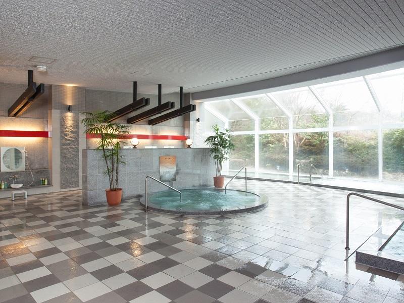 2016年2月リニューアルの温泉大浴場