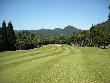 敷地内隣接ゴルフコース「タカガワ新湯原カントリー倶楽部」