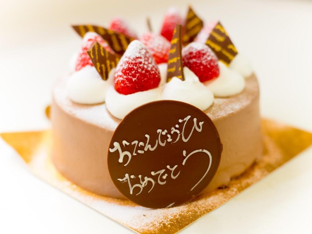 記念日に欠かせないホールケーキをご用意いたします