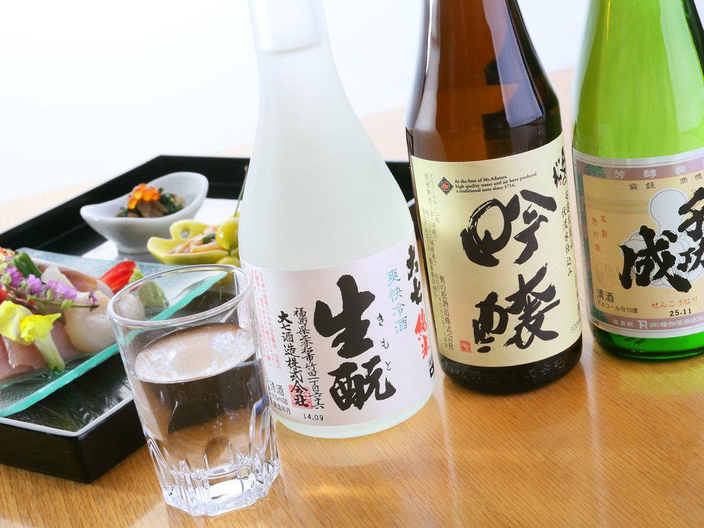 """二本松市の奥の松酒造は日本酒部門で""""世界一""""の称号【チャンピオン・サケ」を受賞しました"""