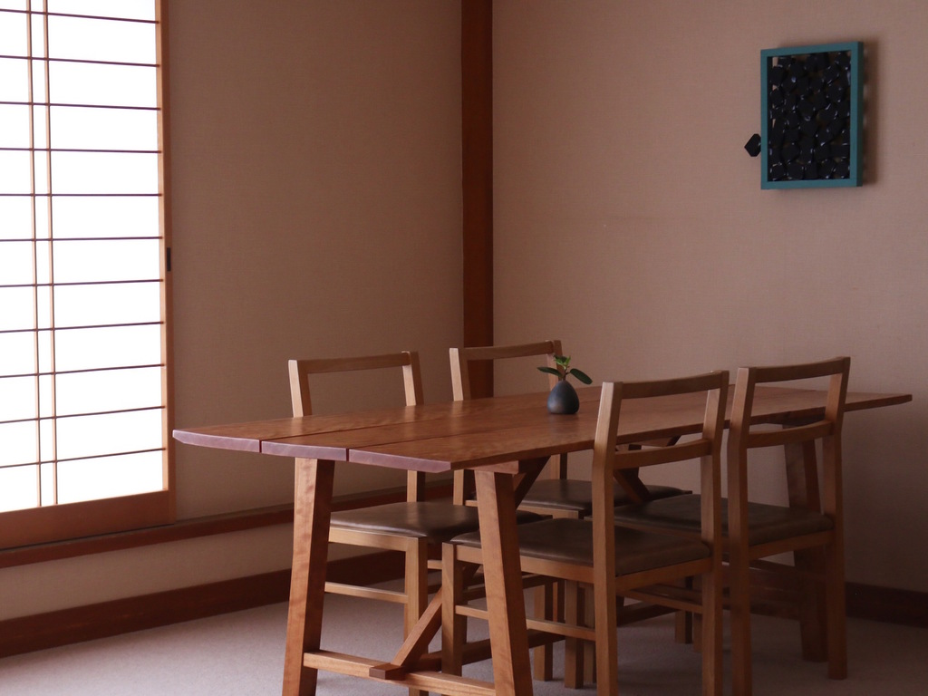 竹の館 和室