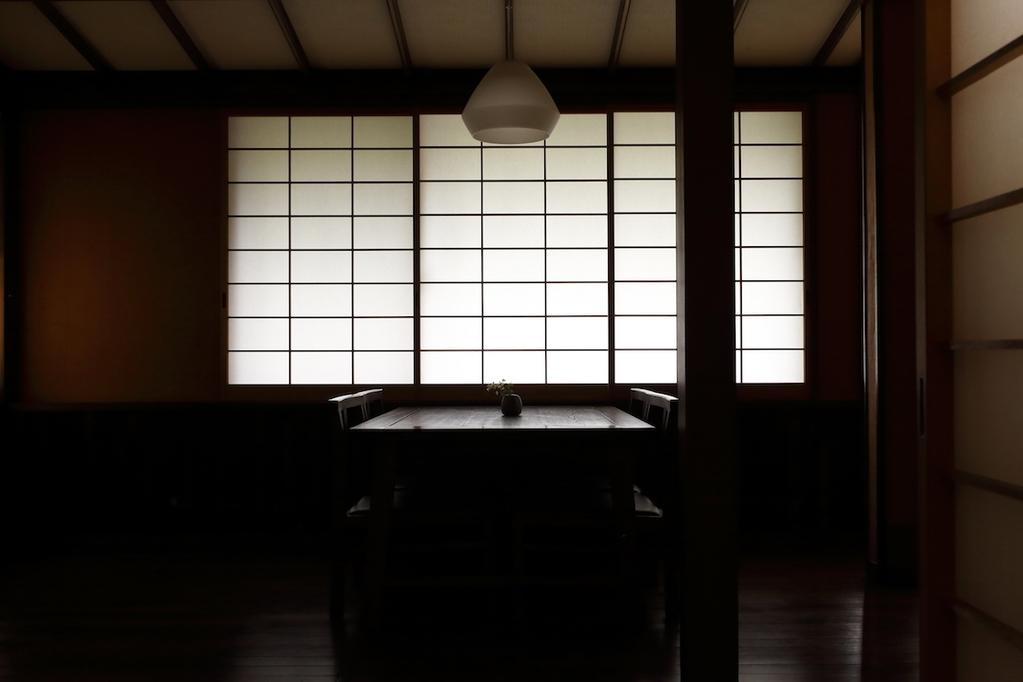 松の館 和室
