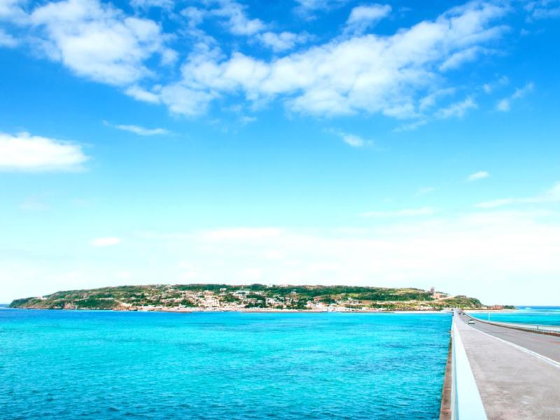 ドライブで沖縄の自然満喫!