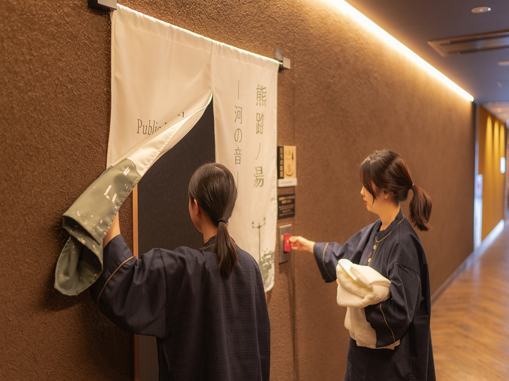 女子旅(大浴場)