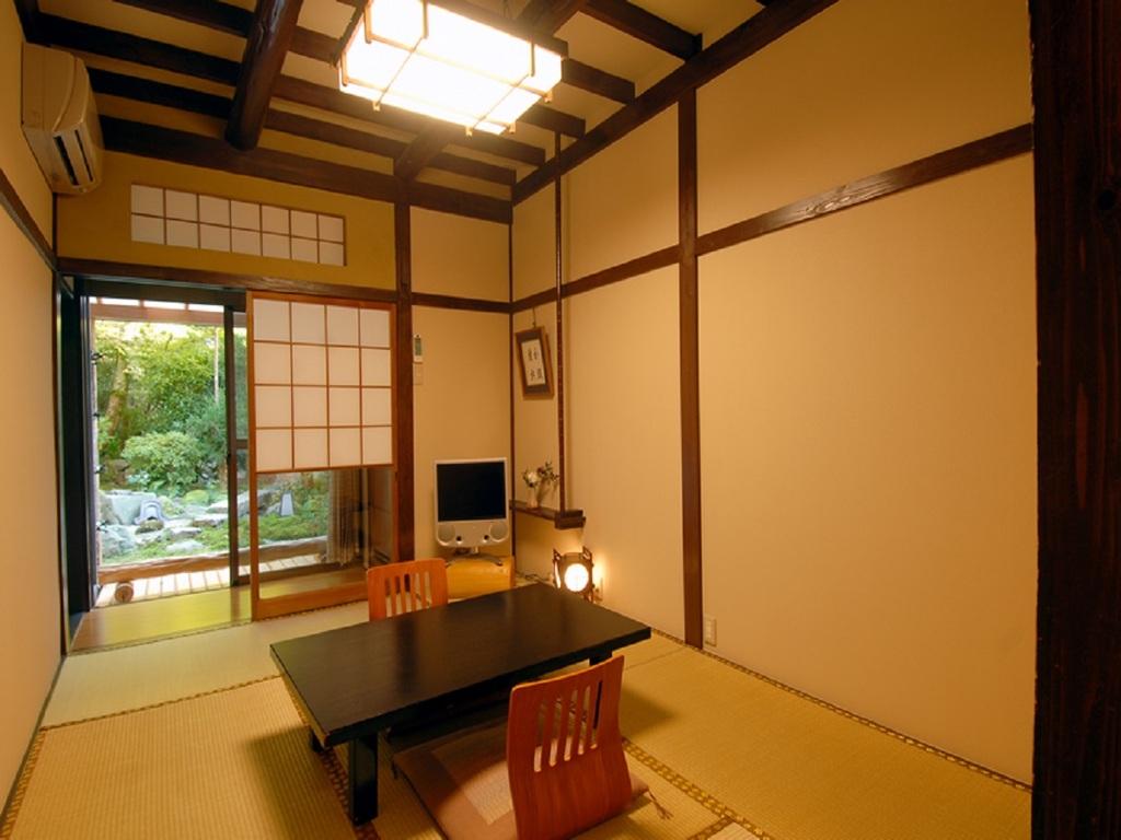 露天風呂付き客室 和室6畳