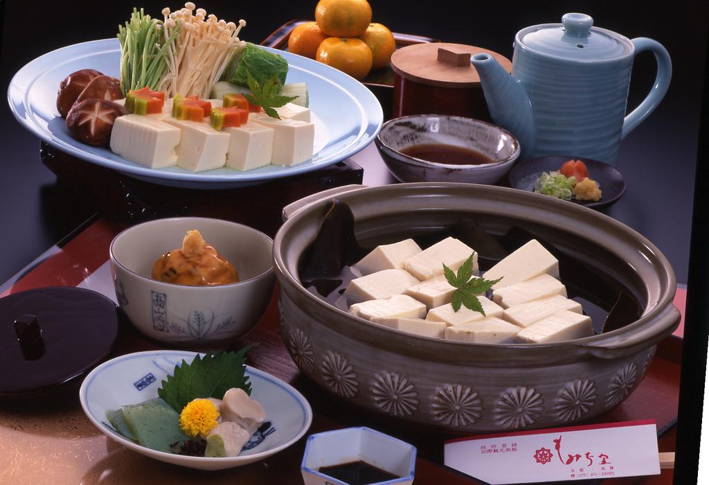 湯豆腐(梅)