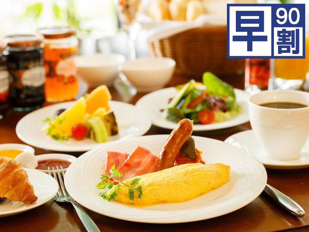 和洋朝食バイキング/一例/地元信州の新鮮食材を織り交ぜたご朝食をお愉しみください