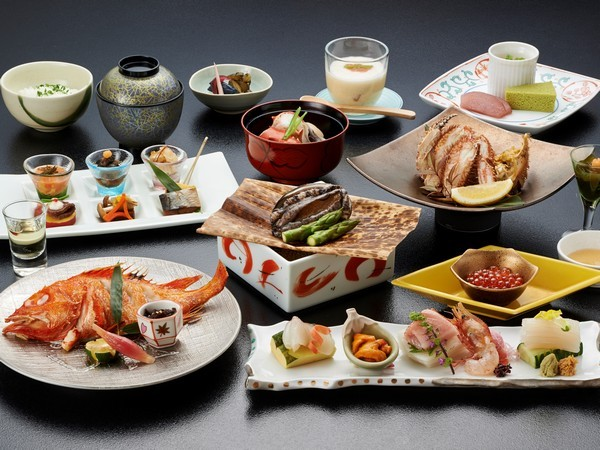 東館料理「郷の膳」