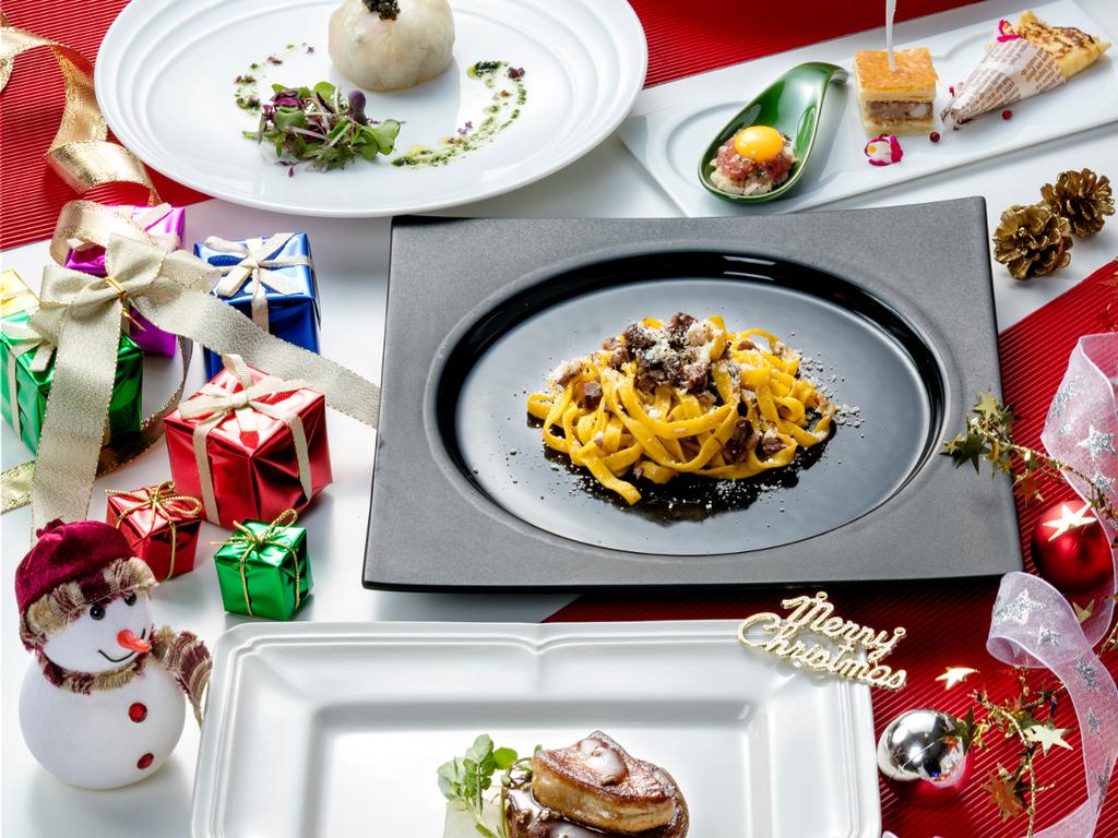 クリスマスディナー(写真はイメージです)