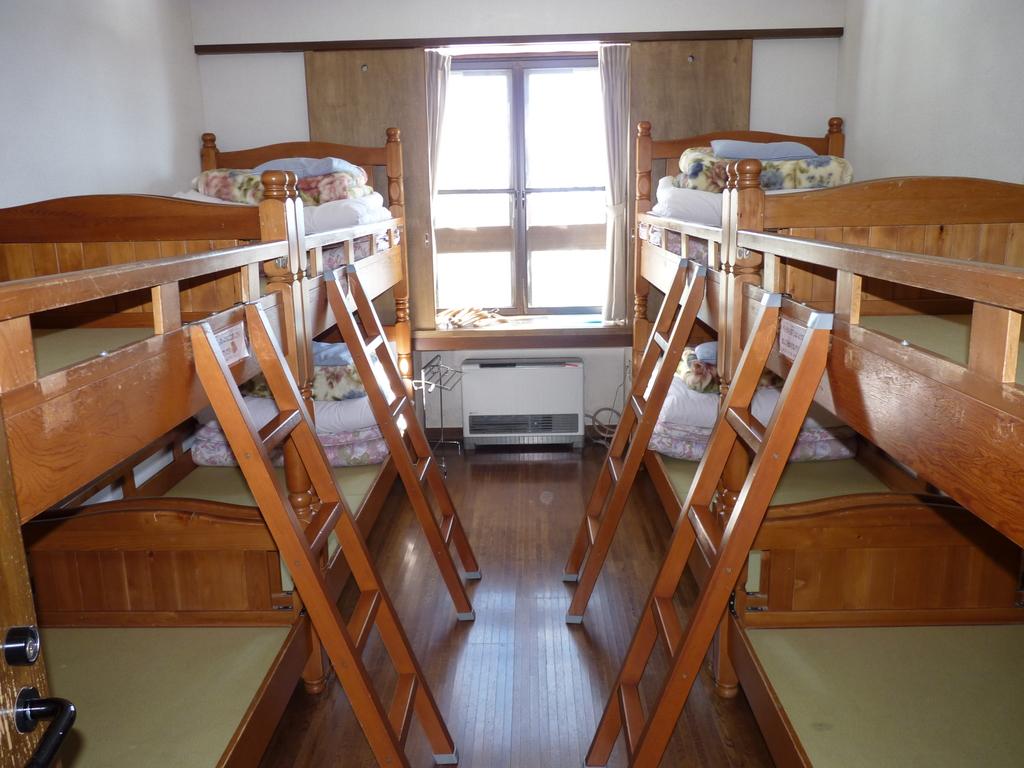 宿泊棟 客室
