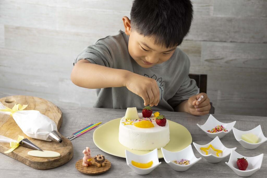 DIYケーキ