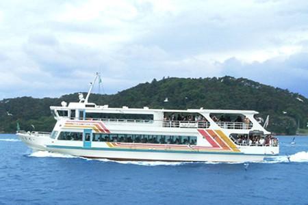 松島湾観光遊覧船