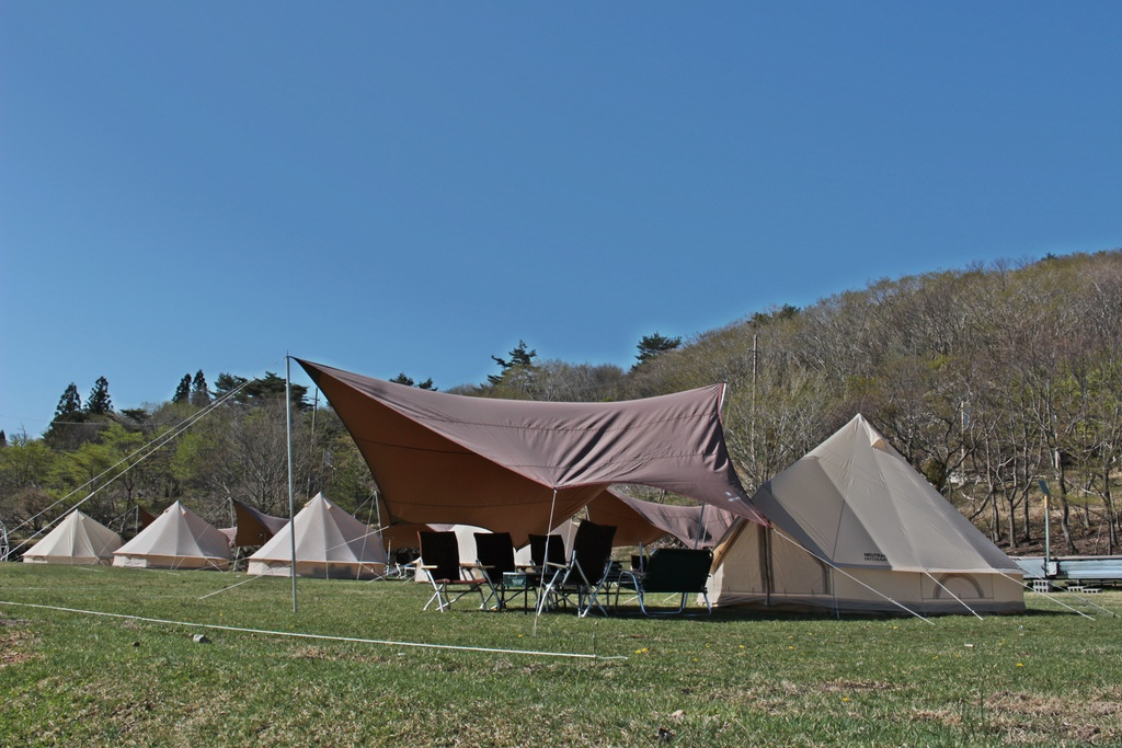 楽×楽キャンプ