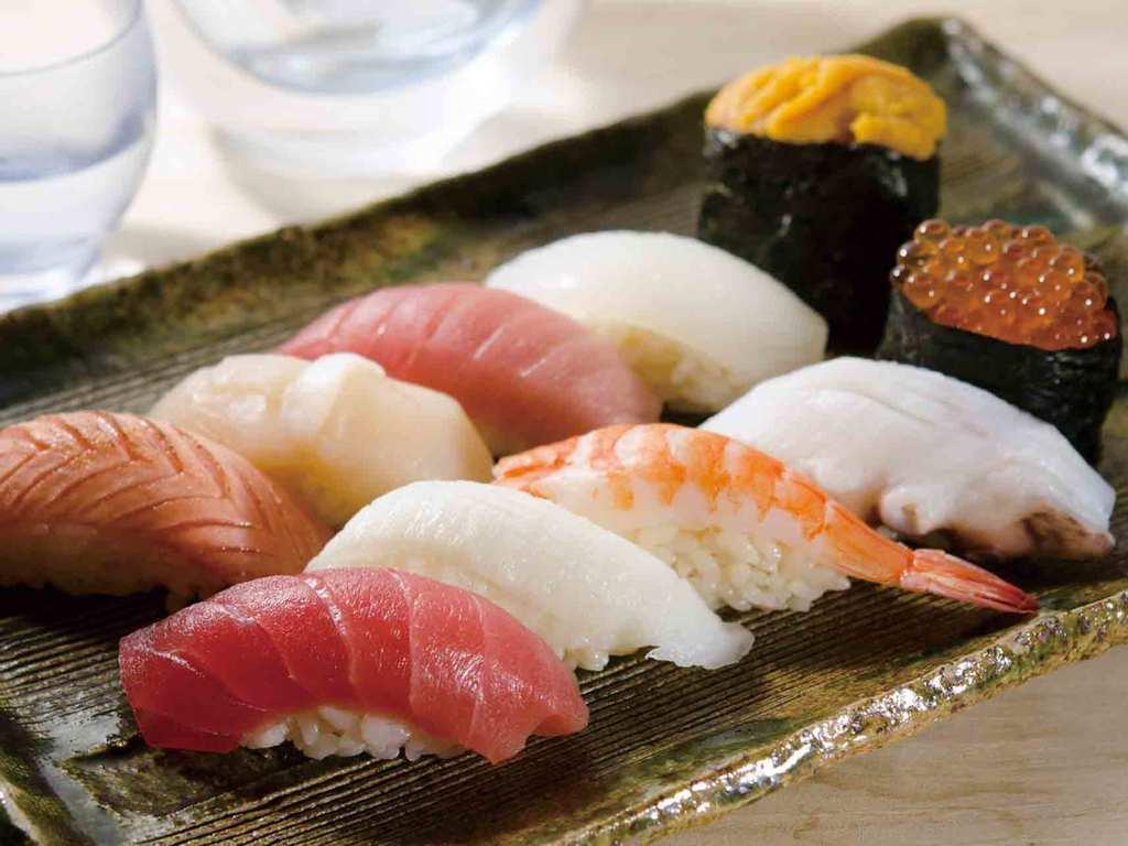 魚寿司盛合せイメージ