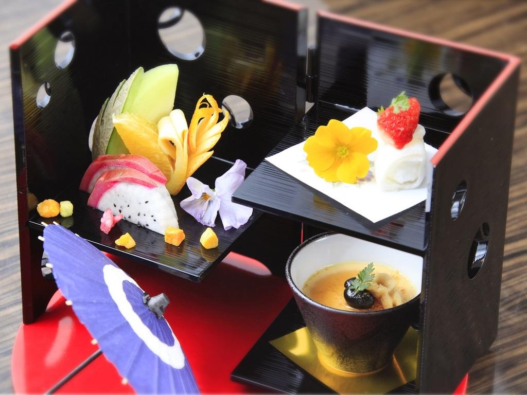 旬の粋を極めた会席料理をご用意しております。 ※画像はイメージです