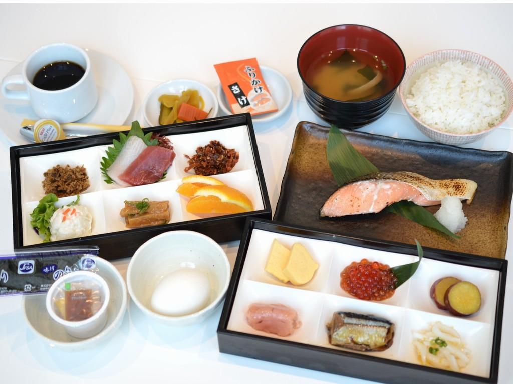 朝食◆おすすめ和定食
