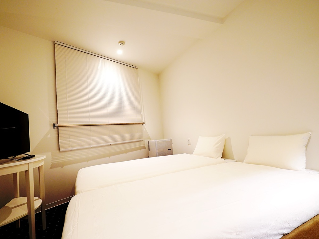 1室だけの個室 ツインルーム