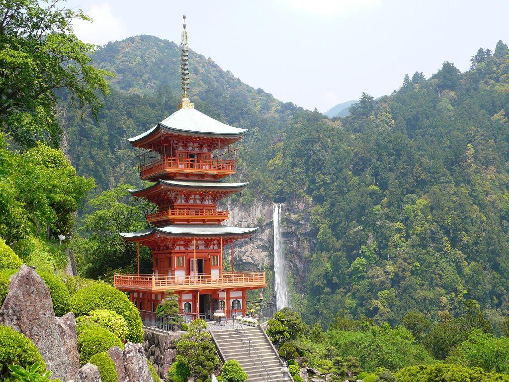 熊野三山『世界遺産 那智大社』巡礼ツアー