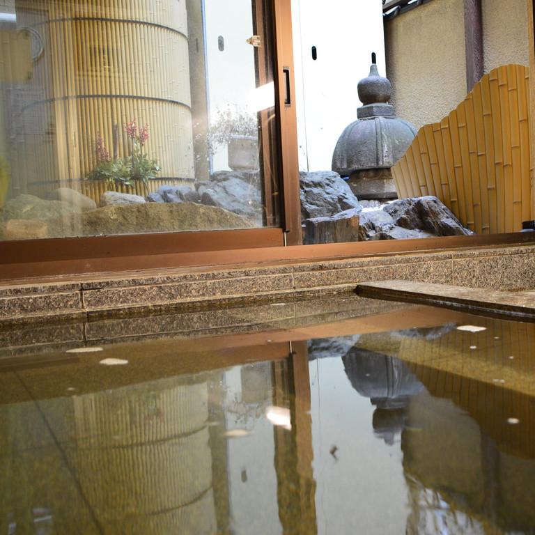 ラジウム温泉「三朝の湯」