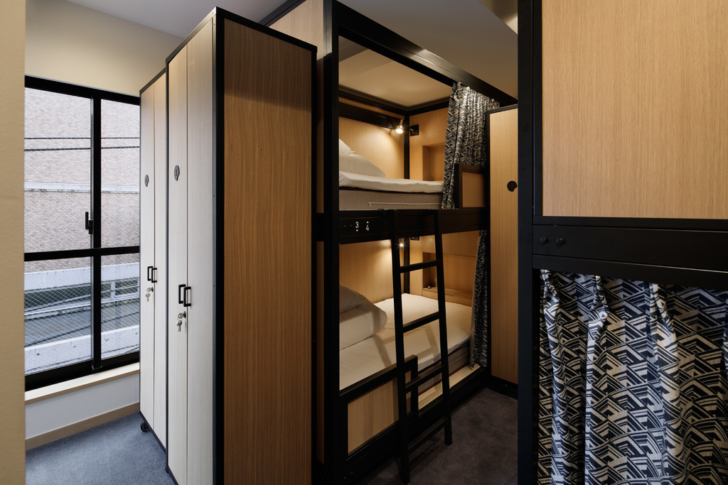 BUNK BED for 4 Pax (Shared Bath)