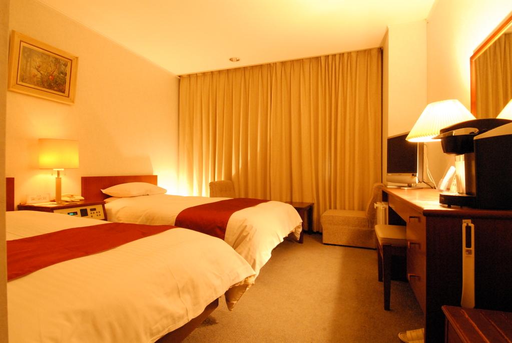 ツインルーム 23�u120幅ベッド
