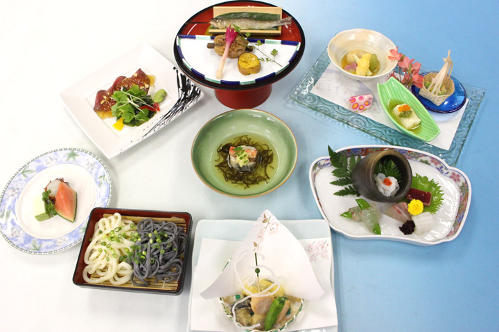 日本料理5月のおすすめ